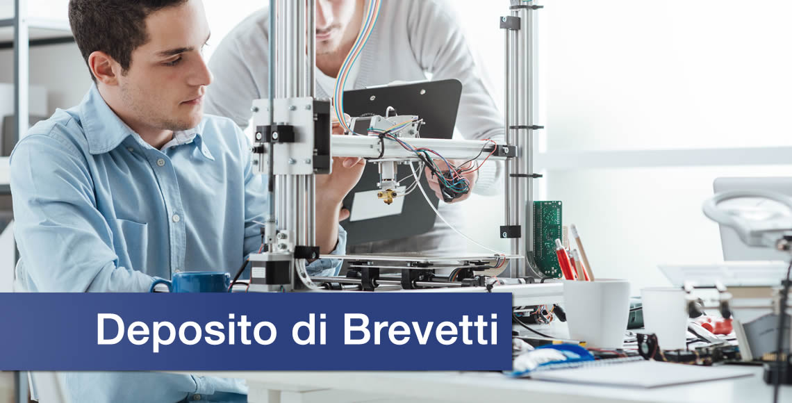 Settecamini - SERVIZI PER I MARCHI E BREVETTI Deposito di Brevetti Roma ed a Settecamini