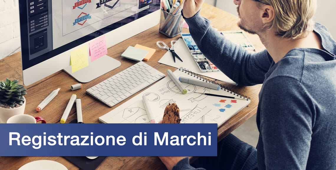 SERVIZI PER I MARCHI E BREVETTI Registrazione di Marchi Roma ed a Castel Gandolfo